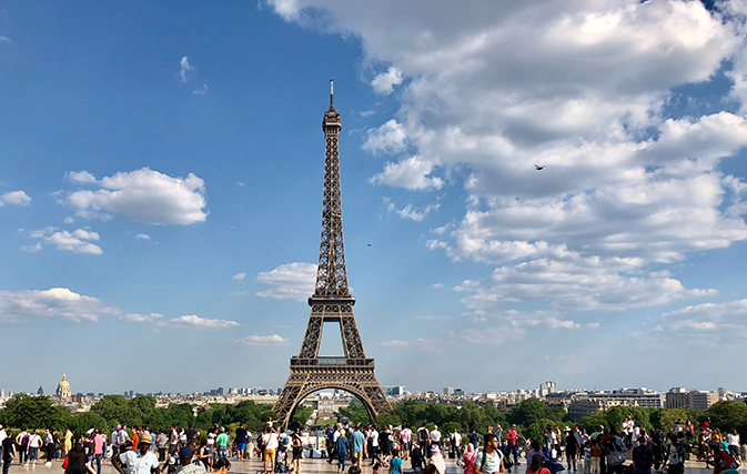 Eiffel Tower to look even better with new surrounding glass walls
