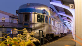 Here is the new schedule for VIA's Canadian train between Toronto-Vancouver