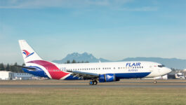 Starting today Flair Airlines goes from 90 to 188 flights per week