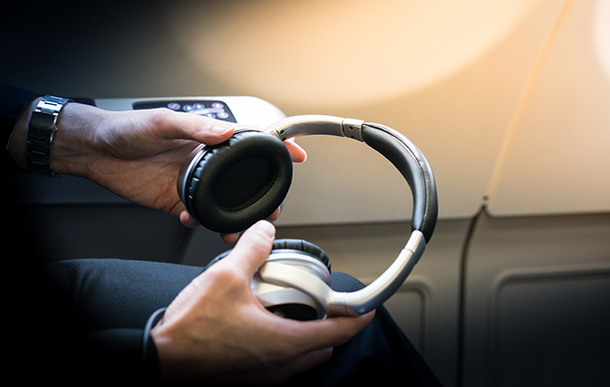 Stressed about flying? Listening to this one song will help reduce stress  levels - Travelweek