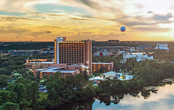 Extra Magic Hours at WDW for guests at two Wyndham hotels