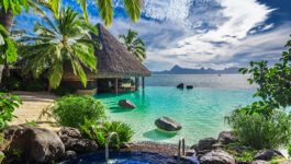 Tahiti can be an affordable option and Canadians are loving it