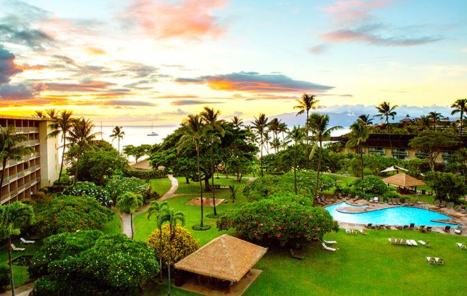 Conde Nast Readers Vote Kaanapali Beach Hotel As Top Hotel