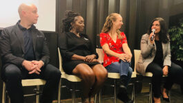 Getting 'Uncomfortable' at industry #MeToo event inspires new possibilities