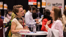 Speed Networking session to kick off each day of WTM London