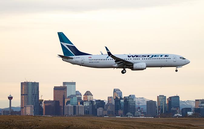 WestJet's three new international Dreamliner routes ex YYC include Dublin