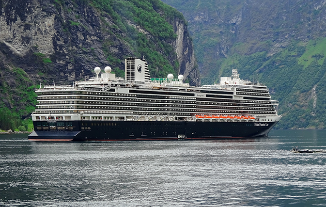 Holland America's new Club Orange has exclusive perks for limited number of guests
