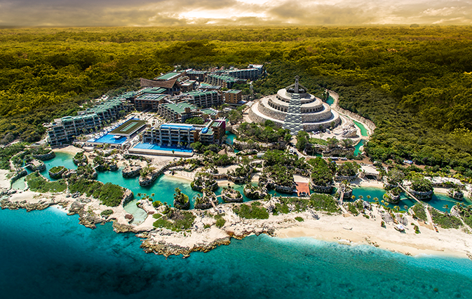 Learn & earn rewards with Hotel Xcaret Mexico's new agent