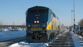 No injuries after Via Rail train goes off the tracks in Halifax, derails travel plans
