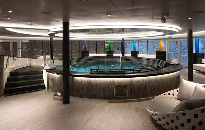 Here's a look at Holland America's Nieuw Statendam