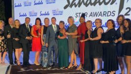 Sandals celebrates top performing agents at 17th annual STAR Awards