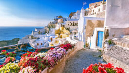 Greece Island Hopping FAM with Tours Specialist Inc.