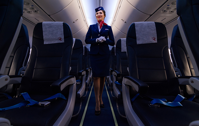 Flight attendant's open letter to rude passenger is a must