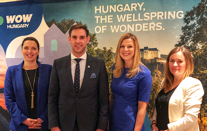 Hungary showcases its history, culinary, nature and wellness offerings