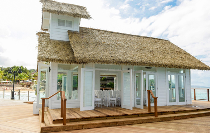 Sandals debuts new Over-the-Water wedding chapel in Ocho Rios