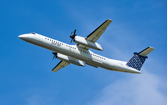 Porter Airlines eyes June 21 for restart