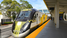 Miami gives Branson celebrity welcome for train renaming