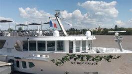 Uniworld launches its newest super ship in Bordeaux