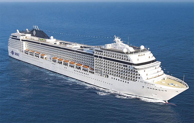 """We see tremendous potential"""": MSC Cruises to open Canadian office"""
