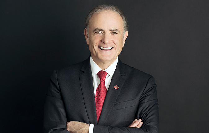 MONTREAL — Air Canada President and CEO Calin Rovinescu says he's open to providing refunds as a condition for the federal government's proposed financial assistance for the airline industry.