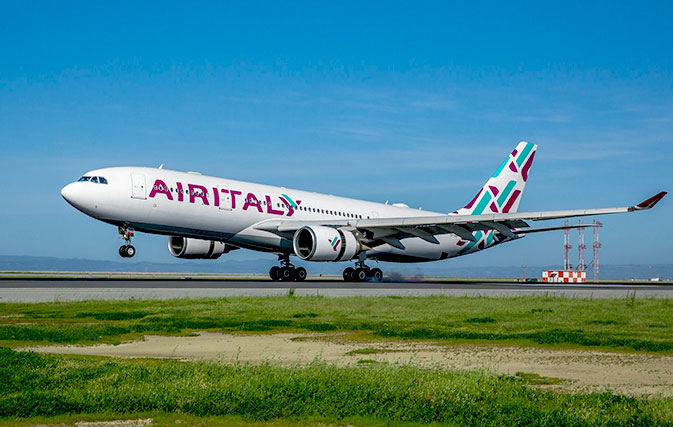 air italy  with yyz