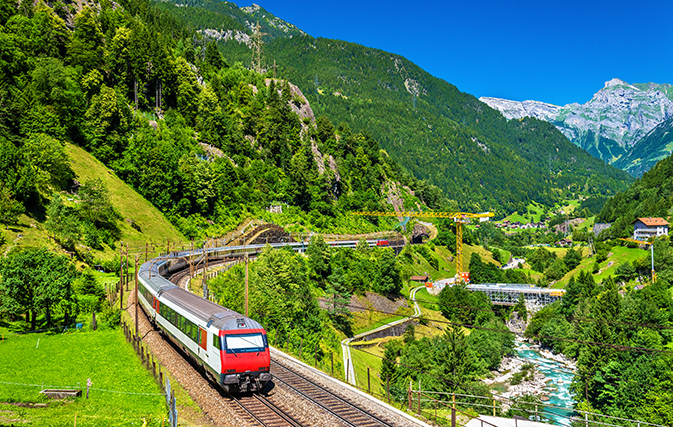 Build your 'Dream' itinerary for a spot on Rail Europe's mini fam