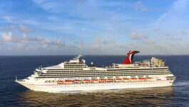Carnival Cruise Line has more ship restarts for January and February