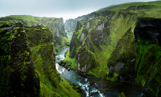 Is Justin Bieber to blame for the closure of this Icelandic canyon?