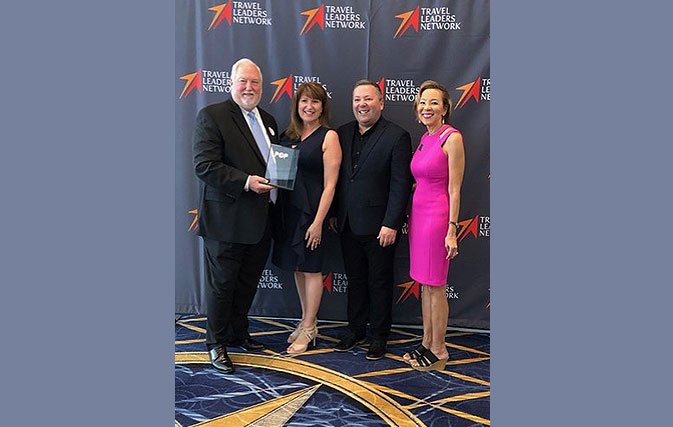 Awards for agencies, suppliers at Travel Leaders Network's EDGE