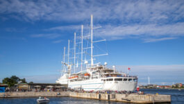 Windstar postpones several sailings, Star Breeze and Wind Star still on for June