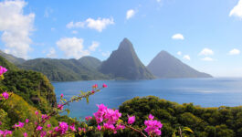 Who's flying to Saint Lucia, and when, plus the latest safety protocols