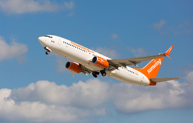 Sunwing extends suspension of operations to Aug. 31