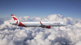 ACV welcomes back Air Canada Rouge to the skies