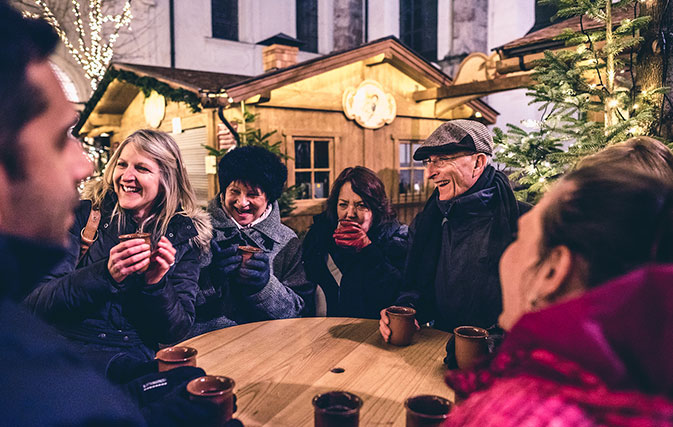 FIVE FESTIVE FOODS TO TRY AT EUROPE'S CHRISTMAS MARKETS
