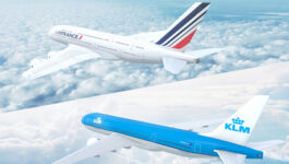 Air France KLM Group's flexible booking policies provide added reassurance