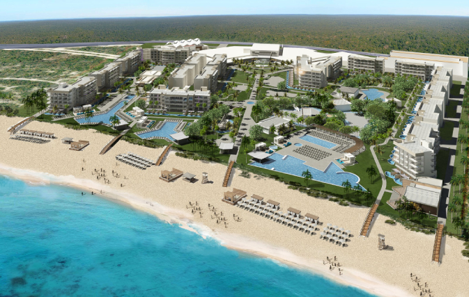 Planet Hollywood Beach Resort Cancun gets new opening date