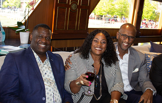 Smooth sailing for tour operators and tourism boards onboard Lady Sandals for VIP event-6
