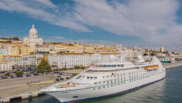 Windstar postpones all sailings, announces holiday promo