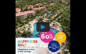 Bahia Principes Happiness Sale is back Book by October 31 2019