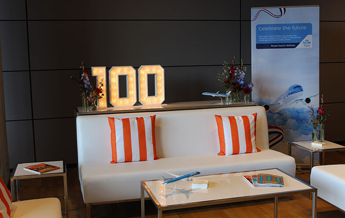 "Travel agents ""are an integral part of our success"": KLM at 100"