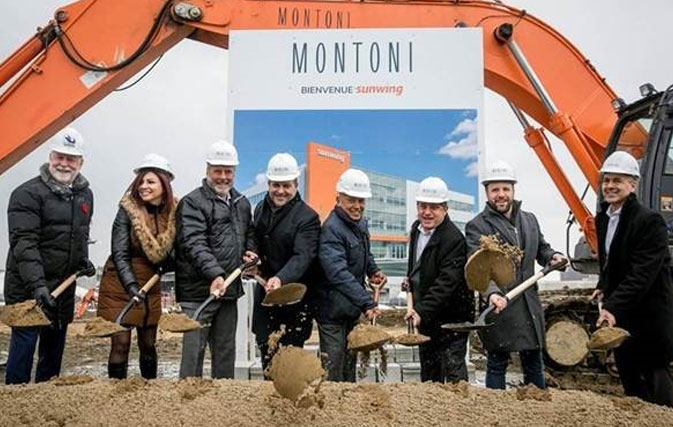 Sunwing invests further in QC with new-build headquarters in Laval - Travelweek