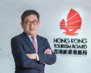 New director for the HKTB touts city's fundamentals