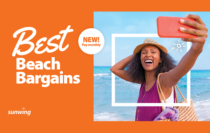 Sunwing-hits-the-beach-with-Best-Beach-Bargains-Sale