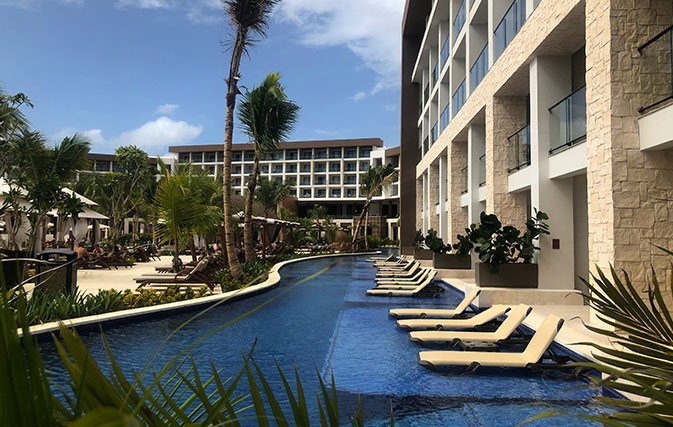 More than 125 top producing agents for Playas Hotels and Resorts Greatest Show
