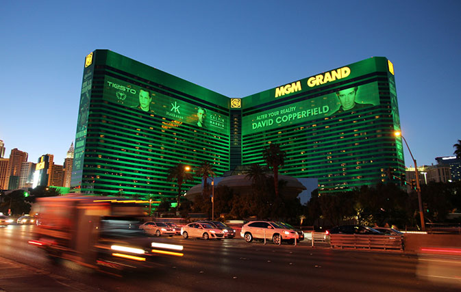 MGM on track to reopen more Las Vegas resorts