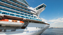 Princess and Holland America have restart updates for several ships