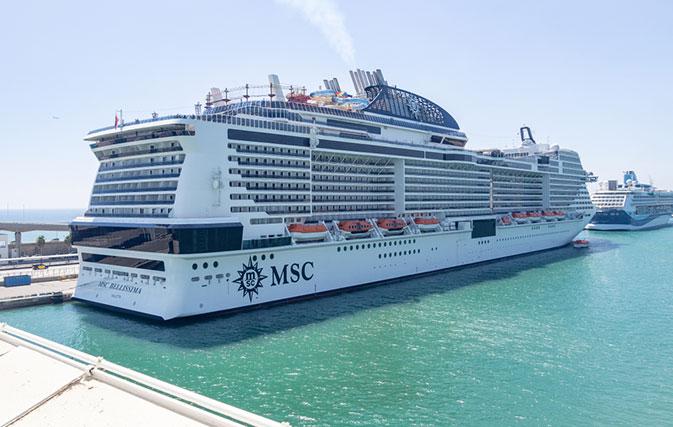 MSC Cruises makes changes to Grand Voyage in wake of coronavirus