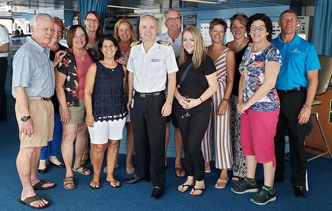 Travel Edge takes top-performing agents to the Caribbean
