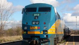 VIA Rail restarting Winnipeg - Vancouver service on Dec. 11