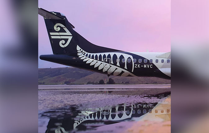 Who sang it better? Air New Zealand's flight attendants are stars in the making